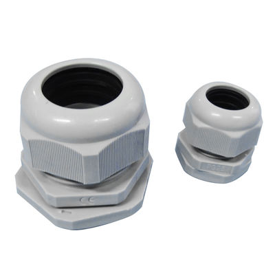 China Weather Proof Plastic Cable Glands , NPT Cable Gland Alkali Resistance supplier
