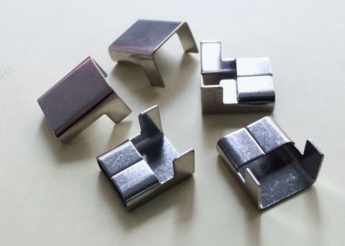 Ss304 Stainless Steel Bundling Strap And Wing Seal Buckles