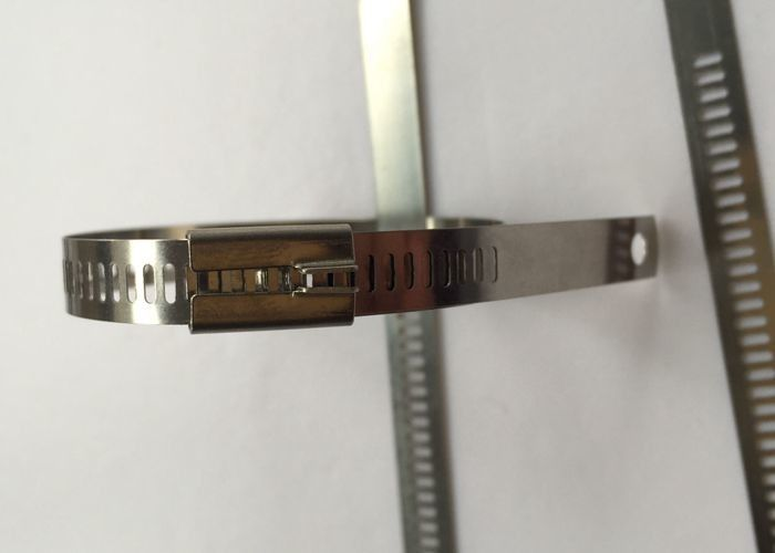 Multi Lock Stainless Steel Cable Ties with Ladder Type
